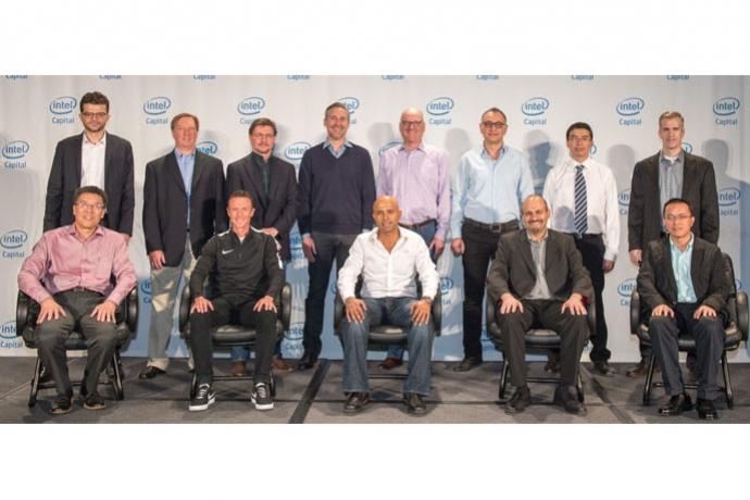 Intel Capital president Wendell Brooks announces $38 million of