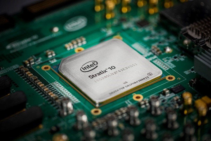 Stratix 10 FPGAs and SoC FPGAs leverage Intel's 14nm process