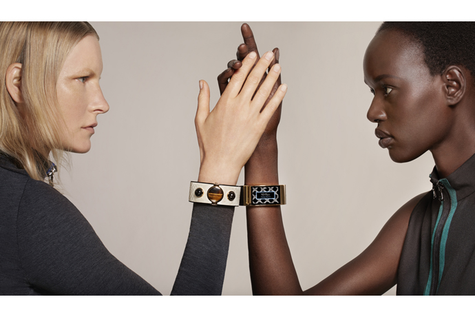 MICA bracelet, designed by Opening Ceremony, engineered by Intel