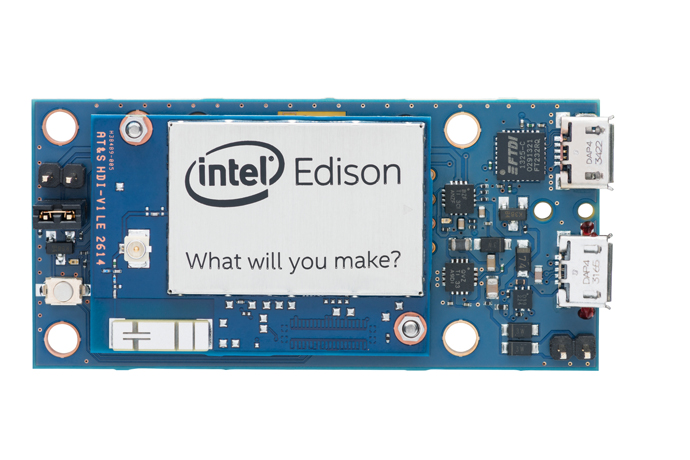 It was announced today at the Intel Developer Forum (IDF) that I