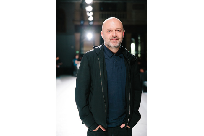 Designer Hussein Chalayan unveils his collaboration with Intel a