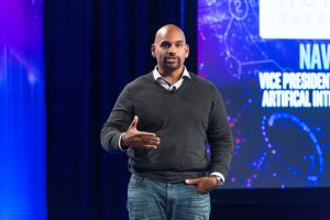 Intel vice president Naveen Rao discusses the future of Intel