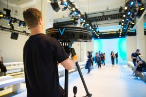 The VOKE VR platform and Intel technology have also been used to show the work of designers at New York Fashion Week on virtual reality headsets,