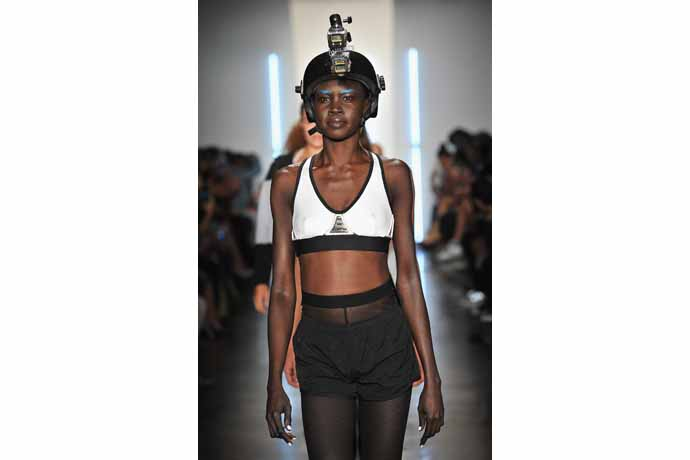 Chromat – Runway – Spring 2016 MADE Fashion Week