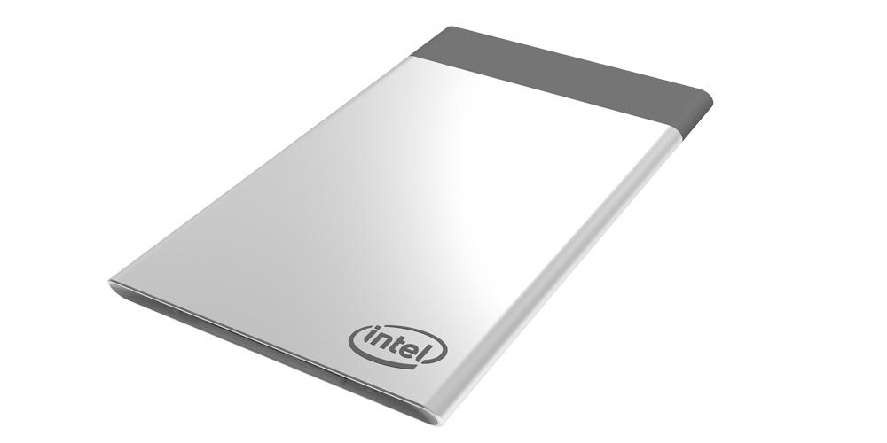Intel Unveils Compute Card A Credit CardSized Compute Platform