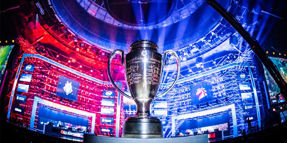 Intel Extreme Masters Xii World Championship