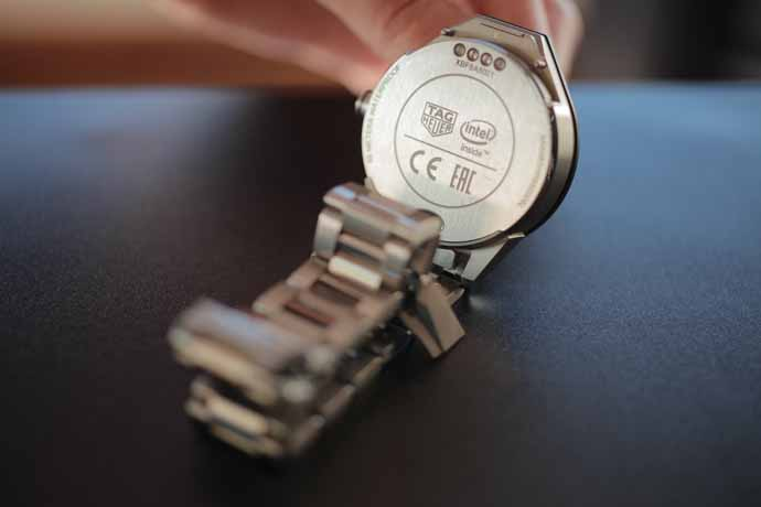 It took the combined engineering prowess of TAG Heuer and Intel
