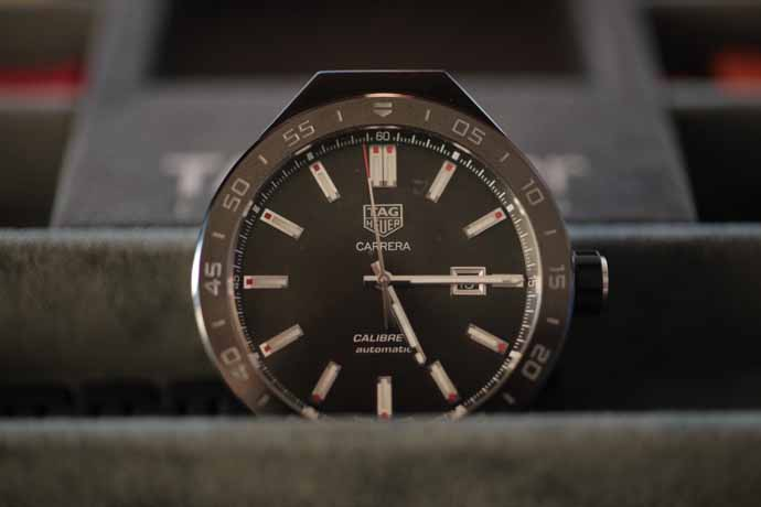 Tag Heuer Announcement