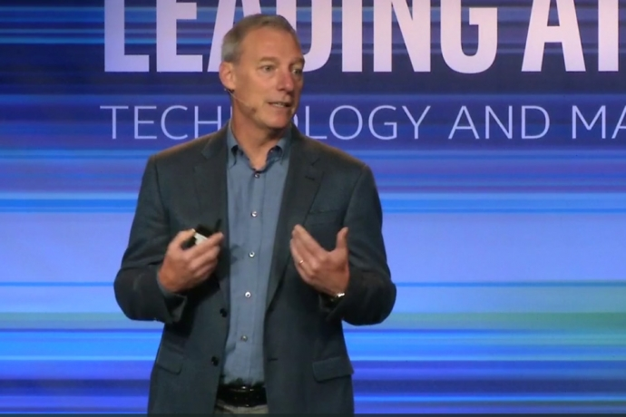 Stacy Smith at Intel 2017 Technology and Manufacturing Day (Replay)
