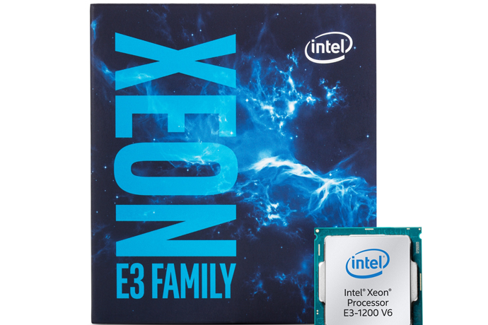 Intel Corporation introduces the Xeon Processor E3-1200 v6 produ
