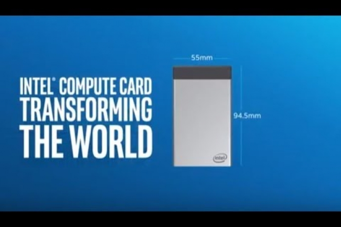 Intel Compute Card: Transforming the World