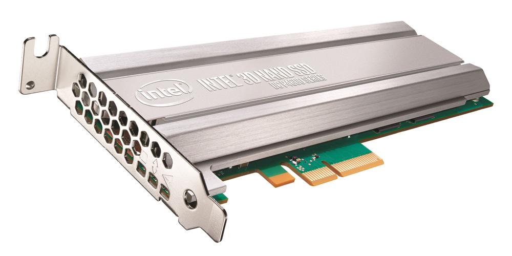 3D NAND SSD