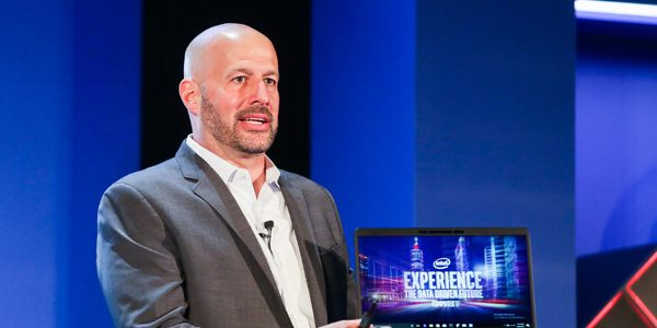 Intel's Gregory Bryant talks about progress getting 8th Gen In