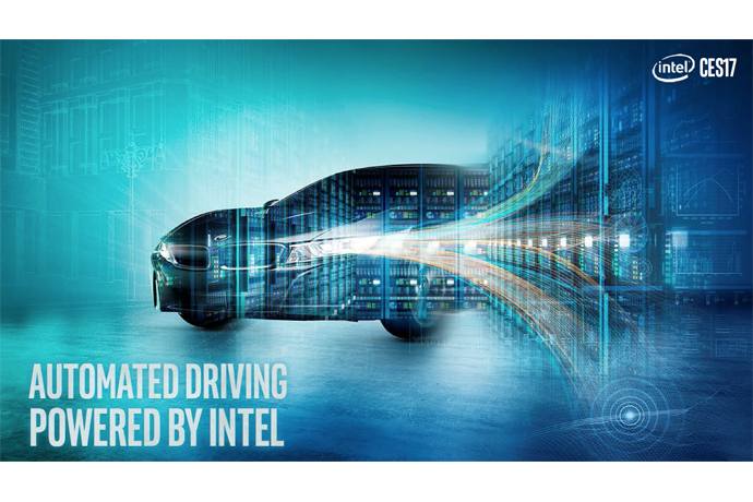 Automated driving powered by Intel