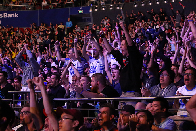 In the arena more than 7,000 fans attended IEM Sydney live each day from May 6-7 and 8 million more tuned into the event broadcast.