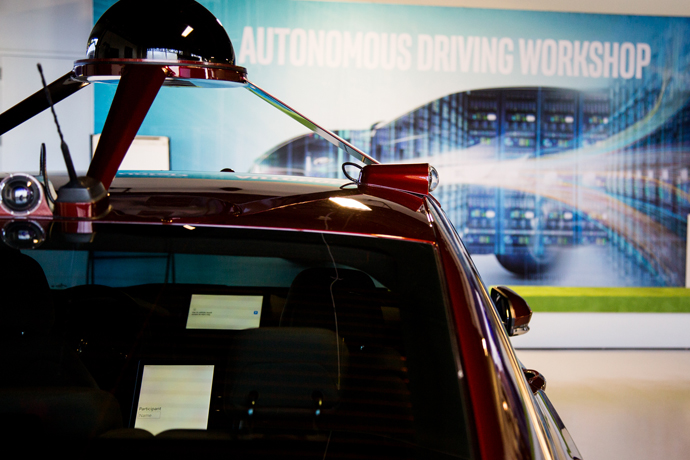 2017 Autonomous Driving