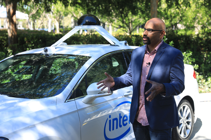 Naveen Rao, vice president and general manager of the Artificial