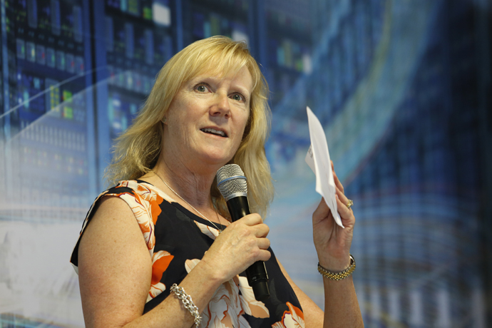 Kathy Winter, vice president and general manager of the Automate