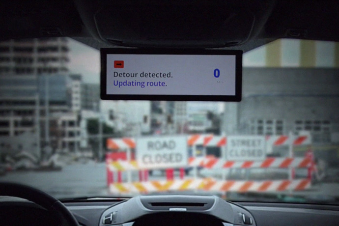 Building Passenger Trust with Human-Machine Interfaces