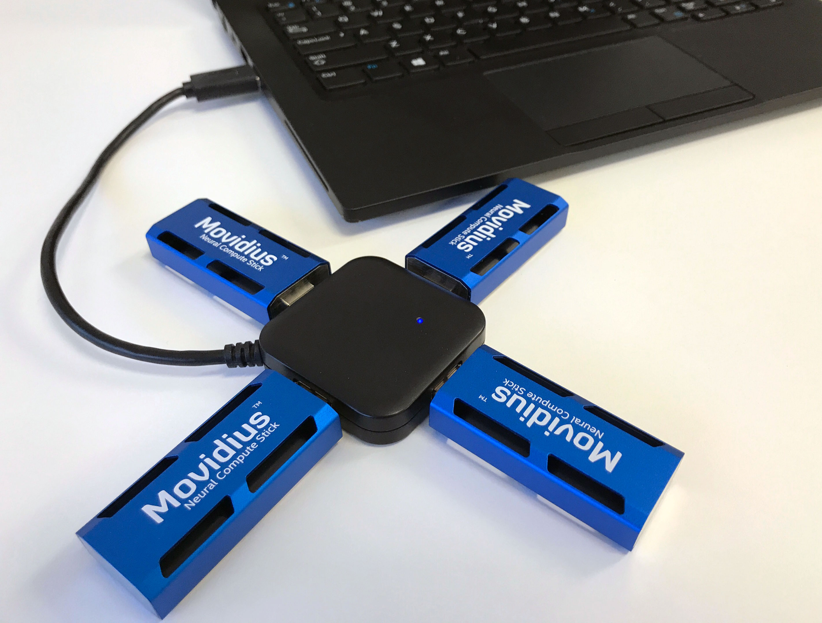 Intel crams 100 GFLOPS of neural-net inferencing onto a USB stick