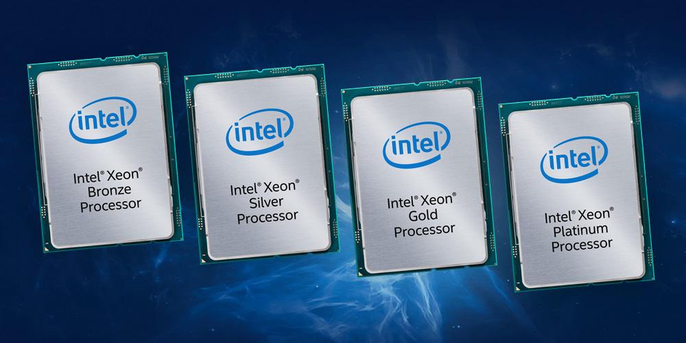Kết quả hình ảnh cho Intel Xeon E5 xeon scalable 2nd
