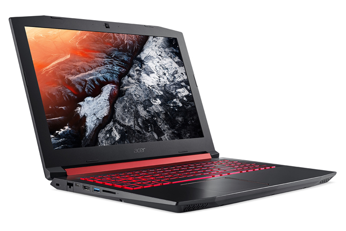 During IFA Berlin 2017, Acer introduced the Nitro 5 Spin, design