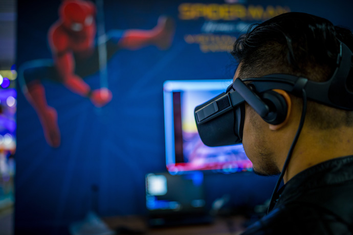 At IBC 2017, Intel Corporation showcases amazing immersive exper