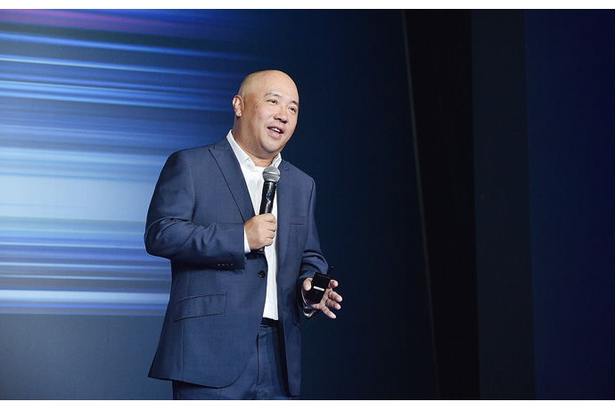 Intel China President Ian Yang welcomes partners, customers, gov