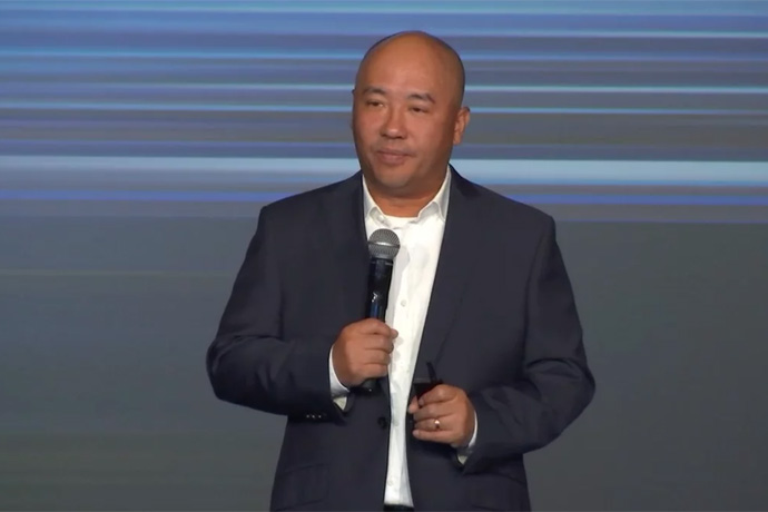 Ian Yang Speaks at Intel's China Technology and Manufacturing Day (Replay)