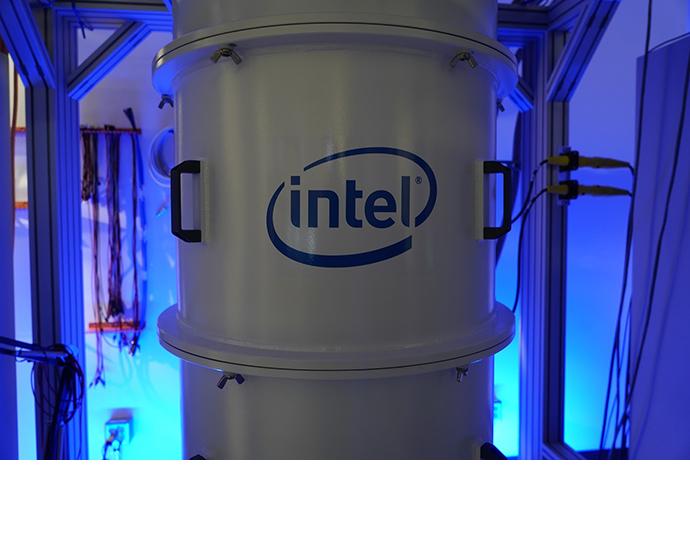 Intel Quantum Fridge 1