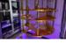 Intel's dilution refrigerator at Intel Labs' Hillsboro, Oreg