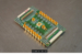 A close-up photo shows one of Intel's quantum computing chips th