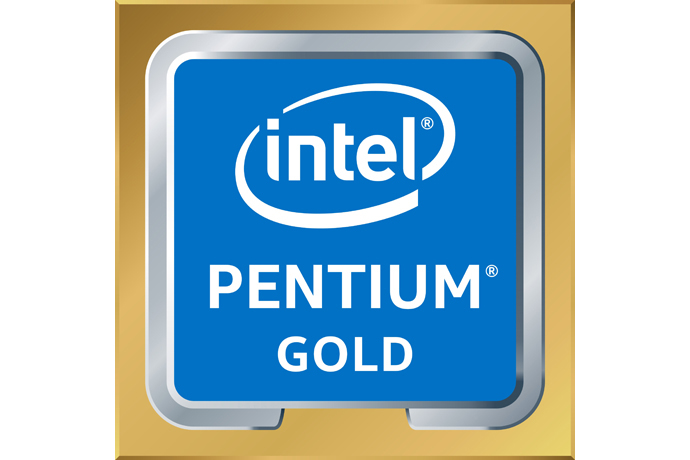 Intel Pentium Gold processors, announced in December 2017, are i