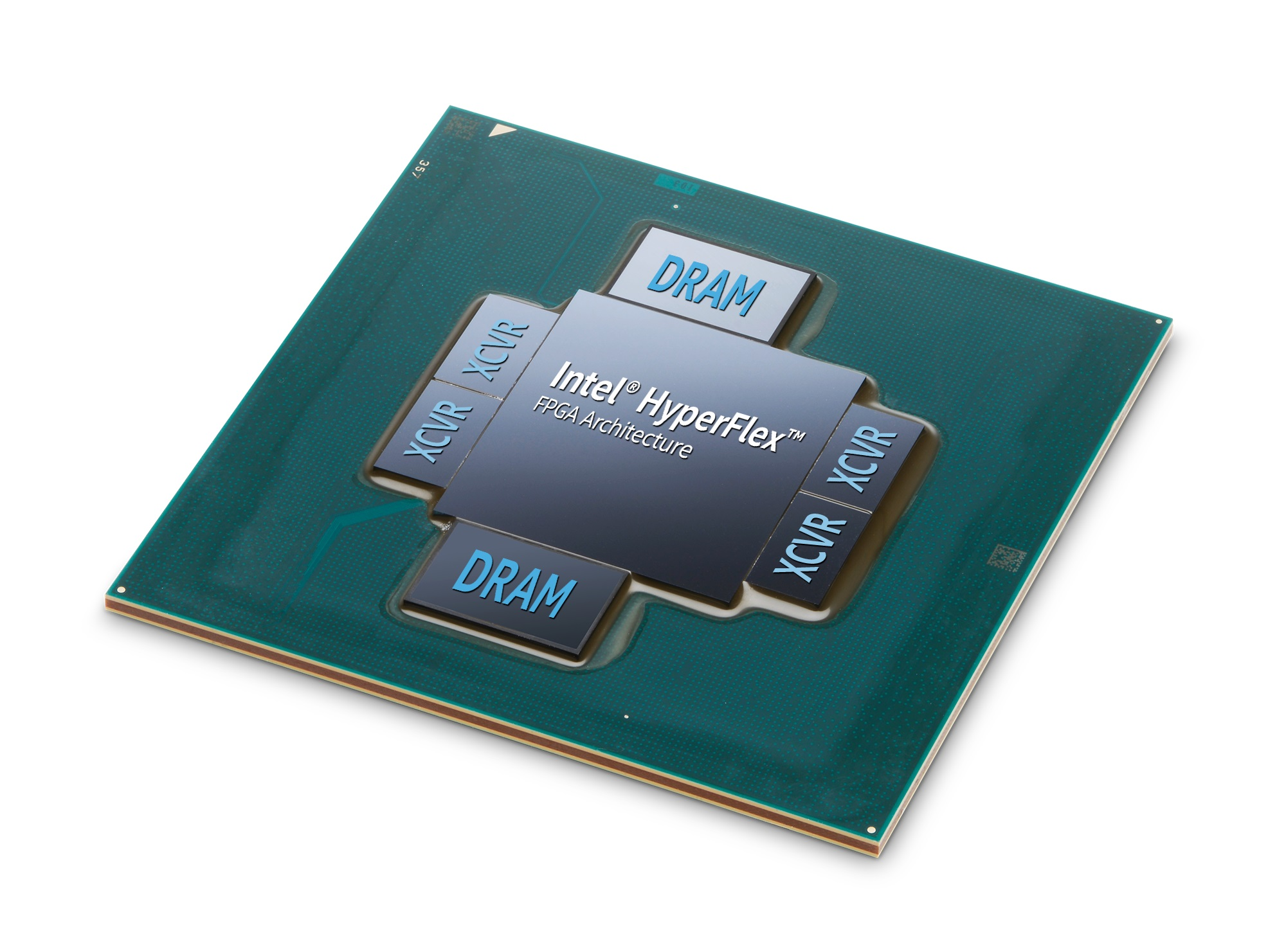 Intel Unveils Industry's First FPGA Integrated with High