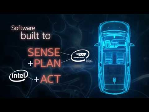 Autonomous Driving at Intel