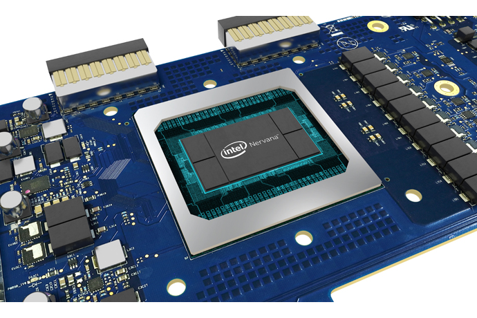 The Intel® Nervana™ Neural Network Processor is the industry's f