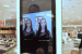 2018 NRF: Neiman Marcus Uses Intel-Based MemoMi Memory Makeover Mirror (B-roll)