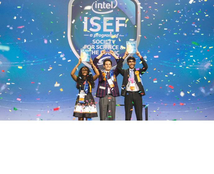 2018 ISEF Winners 1