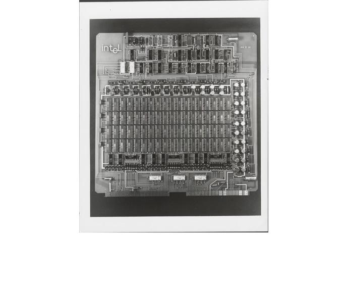 Intel 1101 SRAM 2