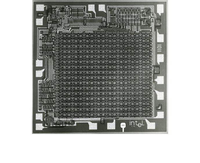 Intel 1101 SRAM 3