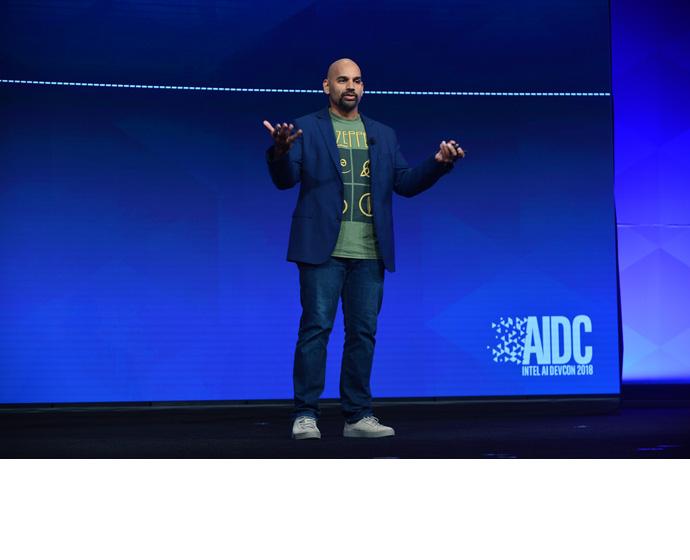 Intel AI DevCon 1 s