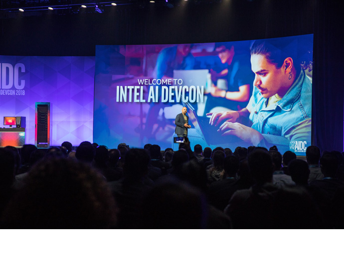 Intel AI Devcon 4 s