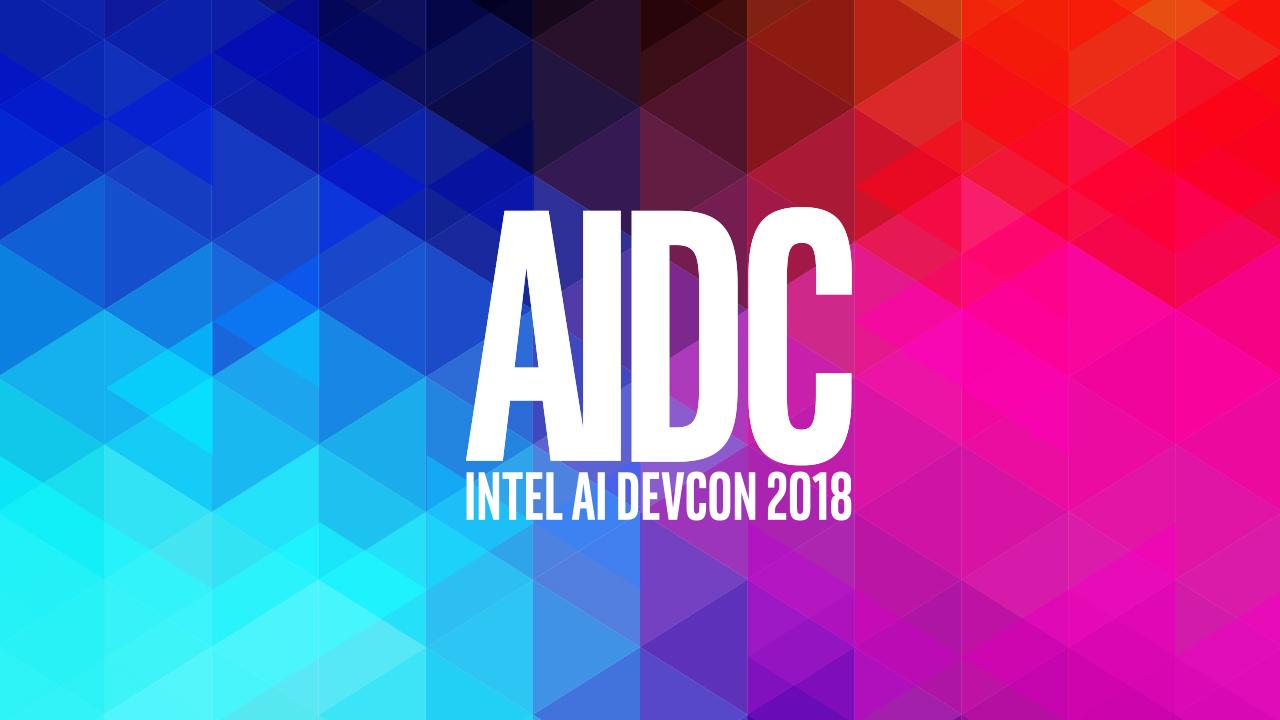 Intel AI Devcon banner