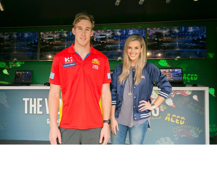 Intel Australia 5G esports 1