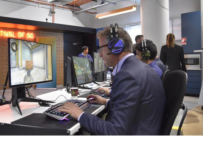 Intel Australia 5G esports 3