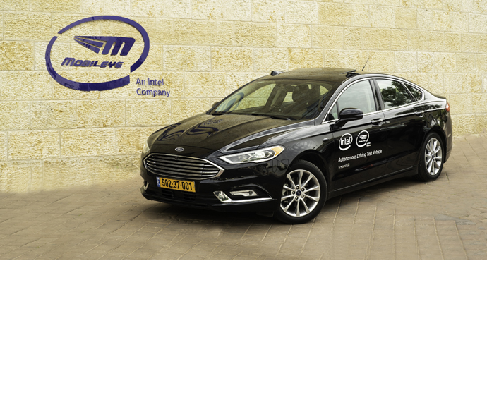 Intel Mobileye ADAS Fleet 1