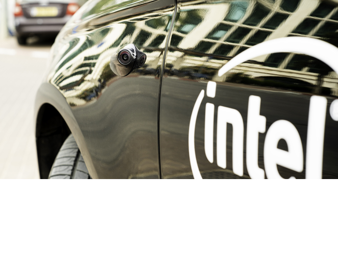 Intel Mobileye ADAS Fleet 2