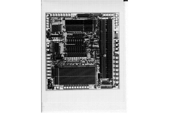 8061 Intel microprocessor