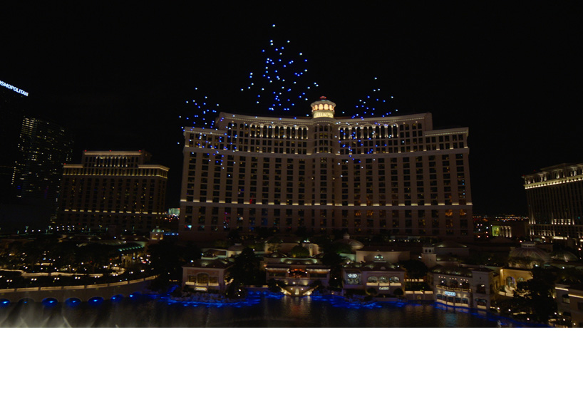 Intel Lightshow Bellagio 4