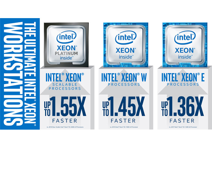 Intel Xeon E 2100 infographic 1 1